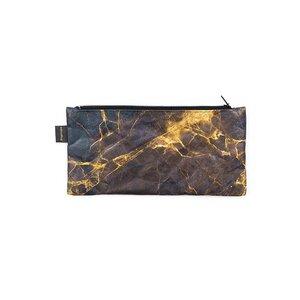 Mäppchen - Marble Black - paprcuts