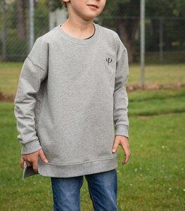 Lässiges Sweatshirt aus Bio-Baumwolle - vonpfauhausen
