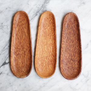 Servierteller aus Kokosholz - Balu Bowls