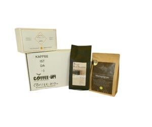 Entdeckerpaket Genießer (ganze Bohne)  - Coffee-Up!