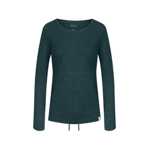 Super Active Longsleeve Lyocell (TENCEL) Damen Grün - bleed