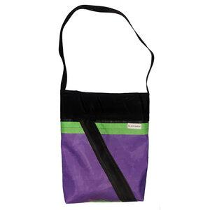 Shopper Einkaufstasche Jutebeutel aus Windsurfsegel Canvas UNIKAT  - Beachbreak