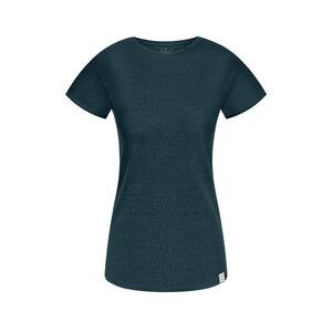 Super Active T-Shirt Lyocell (TENCEL) Damen Grün - bleed
