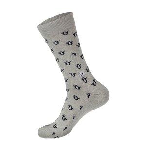 Socken, die Pinguine schützen - Conscious Step