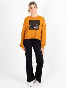 Mini Sweater aus Buchenholz-Faser | Yoga  - CORA happywear