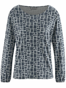 HempAge Damen Langarm-Shirt Hanf/Bio-Baumwolle - HempAge