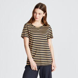 T-Shirt LENA aus Lyocell und Baumwolle  - stoffbruch