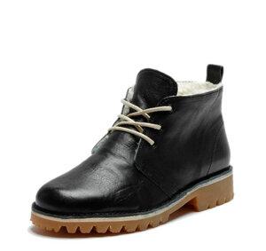 Dari nappa gefütterter Schnürer - Grand Step Shoes