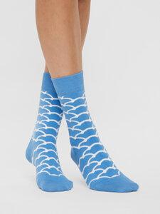 Clouds Socken Bio GOTS |Bunte Socken |Herren Damen Socken | Funny Socks - Natural Vibes