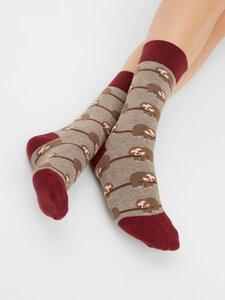 Sloth Socken Bio GOTS |Bunte Socken |Herren Damen Socken | Funny Socks - Natural Vibes