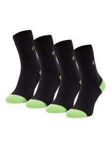 4 Paar Socken Bio GOTS |Bunte Socken |Herren Damen Socken - Natural Vibes