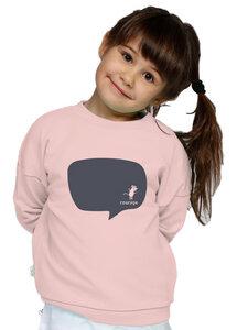 """Kinder Sweater aus Bio-Baumwolle """"Suli"""" - CORA happywear"""