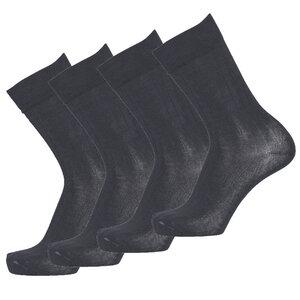 Linden 4 Pack Solid Color Socks Socken - GOTS/Vegan - KnowledgeCotton Apparel