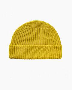 Grain Rib Hat - Unisex - Bio-Wolle - Le Pirol