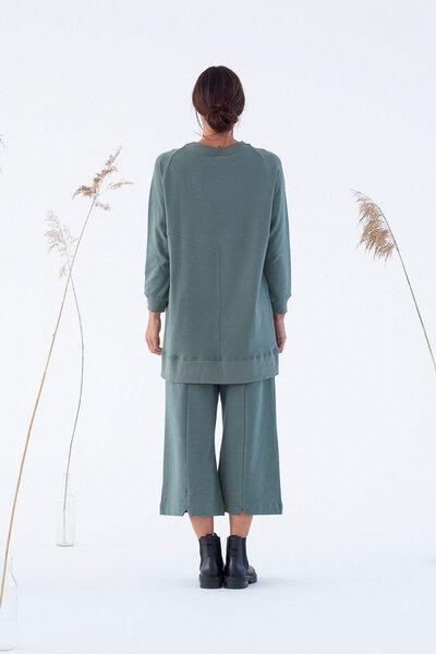 Suite 13 - Kleid - Asago Jumper Dress - Laurel Grün ...