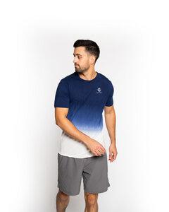 "Herren Sport T-Shirt ""Momentum"" Batik / Tie-Dye aus 100% Lyocell - VIDAR Sport"