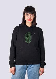 Damen Palme Hoodie aus Bio-Baumwolle - vis wear