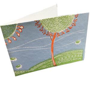 Grußkarte - Obstbaum - Salon Elfi