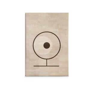 Kork Wandbild Fokus / Kunstdruck - Corkando