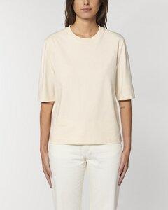 Dickes Boxy T-Shirt für Damen, Premium Bio Baumwolle - YTWOO