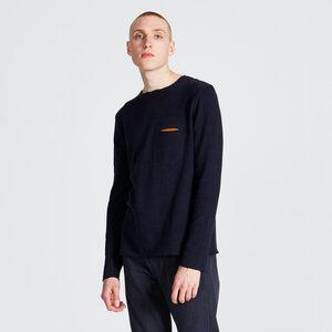 Sweater STAN aus recycelter Baumwolle - stoffbruch