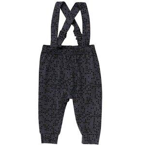 Baby Hose mit Trägern *Dreiecke* GOTS zertifiziert | Müsli - Müsli by Green Cotton