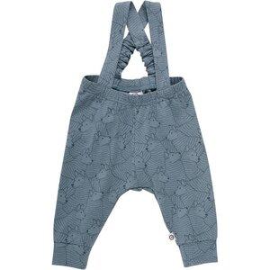 Baby Hose mit Trägern *Wölfe* GOTS zertifiziert | Müsli - Müsli by Green Cotton