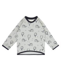 Baby Sweatshirt *Igel* GOTS | Sense Organics - sense-organics