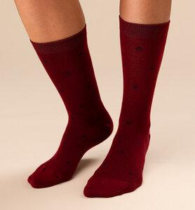Halblange Socken aus Eukalyptusfaser und Baumwolle - CasaGIN