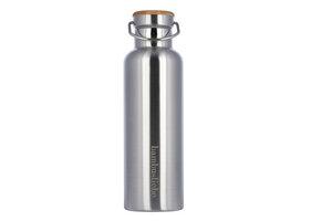 Edelstahl Thermosflasche 750ml - bambusliebe