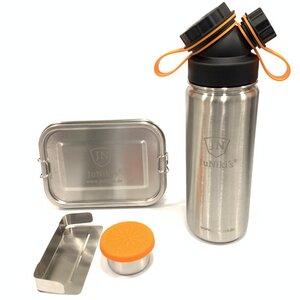 Halloween Special: JuNiki´s® Lunchbox + Trinkflasche isoliert 550ml - JN JuNiki's