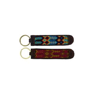 Schlüsselanhänger handgeknüpft - Mitienda Shop