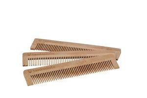 Bambus Frisierkamm (3er Pack) - bambusliebe