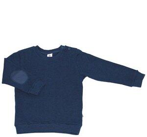 Sweatshirt Piquestoff Bio-Baumwolle Langarmshirt Sweatpullover - Leela Cotton