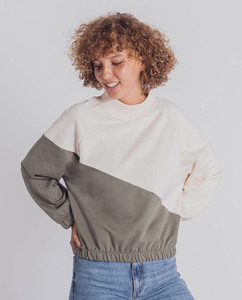 Damen Sweater aus Bio-Baumwolle - Rag Sweat  - Degree Clothing