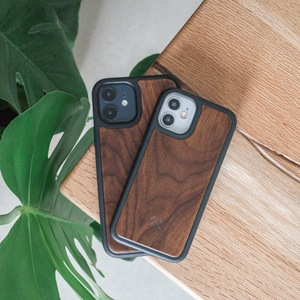 iPhone Hülle EcoBump Sturzschutz aus Holz - Woodcessories