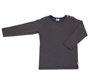 Ringelshirt Langarmshirt Bio-Baumwolle Oberteil T-Shirt 2060 - Leela Cotton