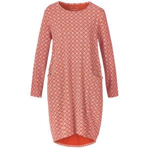 Jersey Kleid aus Bio-Baumwolle bedruckt Ally - Himalaya