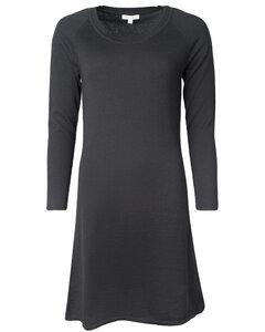 """Softes Kleid aus Bio-Baumwolle mit Wolle """"Cotwoll""""  - Alma & Lovis"""
