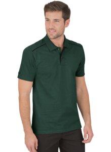 Poloshirt aus 100% Biobaumwolle - Trigema