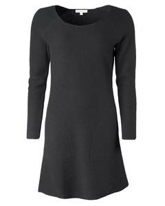 """Kleid in Walkstoff aus reiner Bio-Wolle """"Walk Dress"""" - Alma & Lovis"""