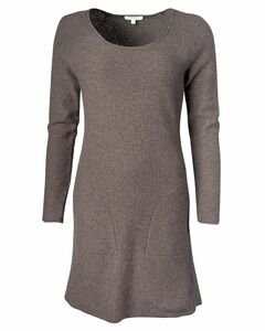 "Kleid in Walkstoff aus reiner Bio-Wolle ""Walk Dress"" - Alma & Lovis"