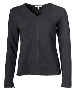 "Pullover in Walkstoff aus reiner Bio-Wolle ""Walk Sweater"" - Alma & Lovis"