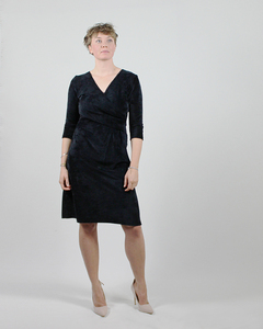 Kleid Samba - Skrabak