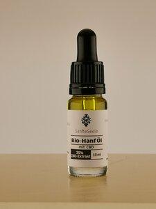 20% CBD mit Bio Hanf-Öl - Sanfte Seele GmbH