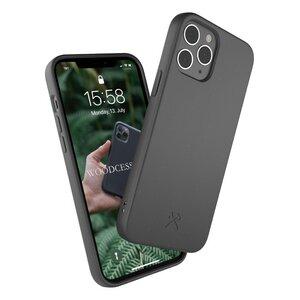 iPhone 12 (Mini, Pro & Pro Max) Hülle BioCase aus Bio-Material - Woodcessories