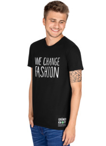We Change Fashion - T-Shirt - Trigema