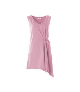 EMILY UNI - Damen - Kleid/Tunika mit Schnürung aus Biobaumwolle - Jaya