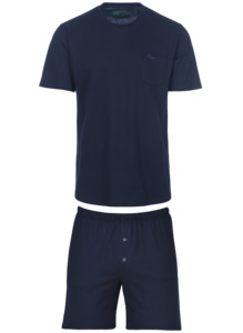 Schlafanzug aus BIO-Baumwolle - Trigema