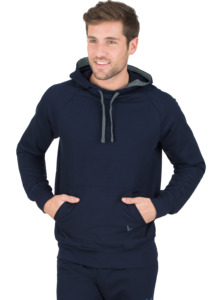 Kapuzensweatshirt aus Biobaumwolle - Trigema